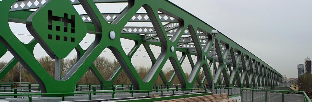 Bratislava – Starý most (Old Bridge)